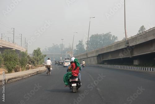 Poster Highway in Delhi