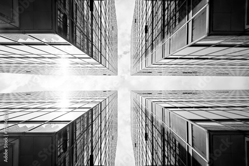 Abstract building background
