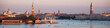 Quadro Early morning Venice panorama