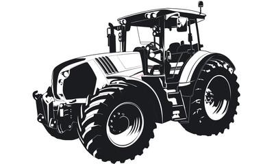 Traktor Schlepper Lohnunternehmen