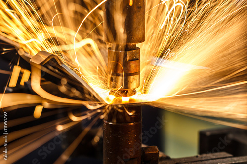 Industrial welding automotive in thailand