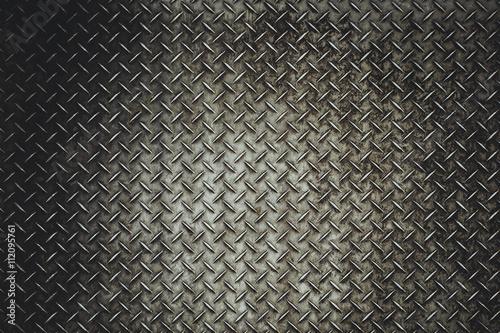 fondo-de-placa-de-piso-de-acero-grunge-en-luz-vitage