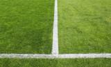 Fußballfeld Linie