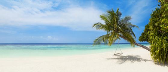 Maledivenstrand ( Panorama )