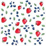 Berries pattern - 112200313