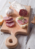 Sliced Italian Salami