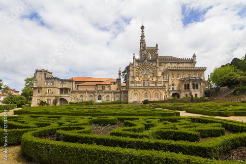 Fotografiet Palácio do Bussaco, Portugal
