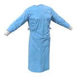 Surgeon Dress isolated on white 3D Illustration
