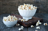 "Homemade salty popcorn 96559695,운동이미지 신체부분컷"""
