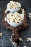 """Homemade salty popcorn 112283128,Hand drawn icon with a textured saw vector illustration."""""""