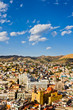 view of Guanajuato city, Mexico