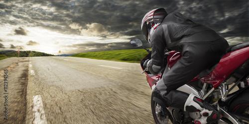 Poster Road Racer