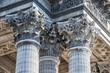 Paris pantheon capitol doric columns detail