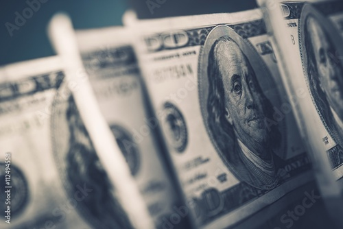 American Dollars in Focus