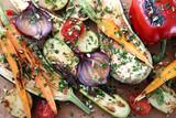 verdure miste grigliate