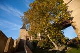 Path to ancient castle