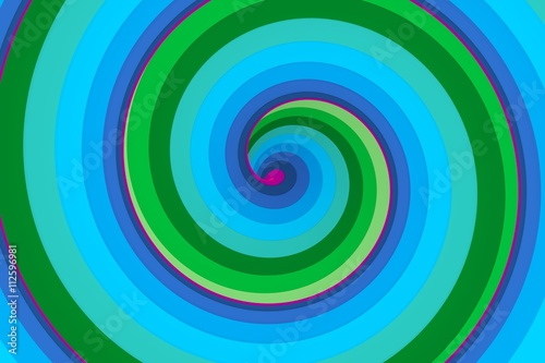 Fototapeta abstract colorful background 3d illustration