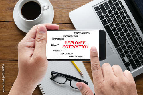 advice for employee motivation Since the industrial revolution and the theories of fredrick taylor, employers have tried countless ways to improve employee performance and drive motivation and moral.