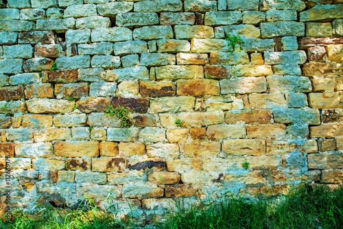 fototapeta na ścianę Mittelalterliche Mauer