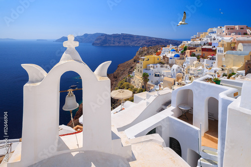 Zdjęcia na płótnie, fototapety, obrazy : Santorini, Greece.