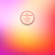 Abstract pink and purple color tone gradient art geometric background