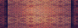 Fototapety Red brick wall texture for background