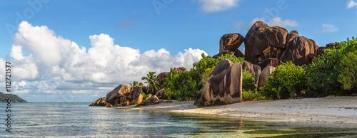 Seychelles, île de la Digue