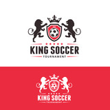 Soccer Club logo,Football logo,vector logo template