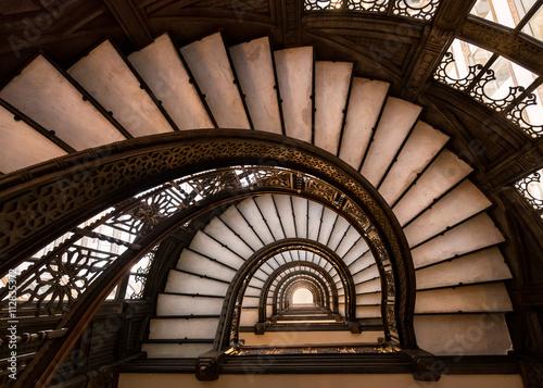 Oriel staircase