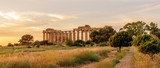 Sicily, Italy: the Temple of Hera at Selinunte