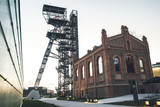 An old mine shaft converted to observation tower in Katowice - 112859371