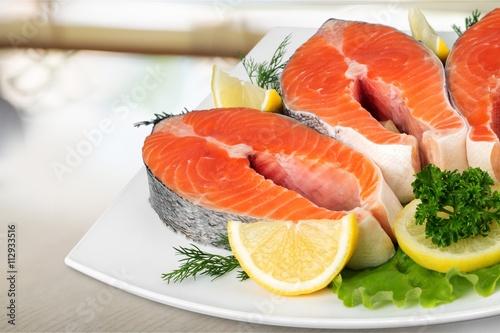 Poster Salmon.