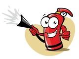 Funny extinguisher - 112942570