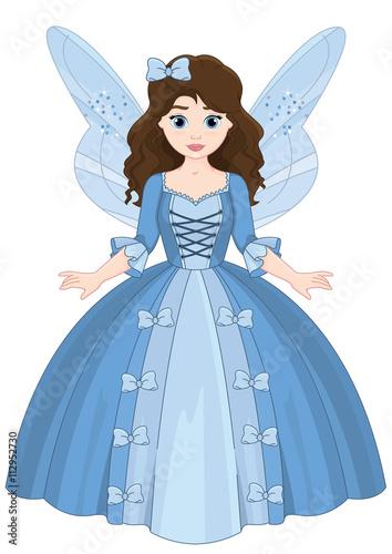 fototapeta na ścianę Cute Little Princess