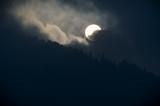 Halloween Himmel Sonnenfinternis Schrecken - moody sky