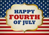 Fourth Of July symbol