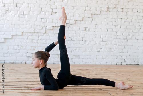 Plakát, Obraz Маленькая балерина