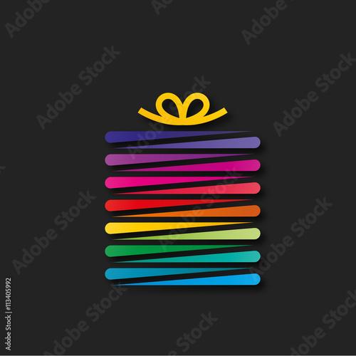 Zdjęcia na płótnie, fototapety, obrazy : cadeau stylé