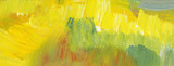 yellow abstract texture aol paind. hand drawn testure - 113597925