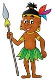 Aborigine theme image 1