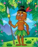 Aborigine theme image 2