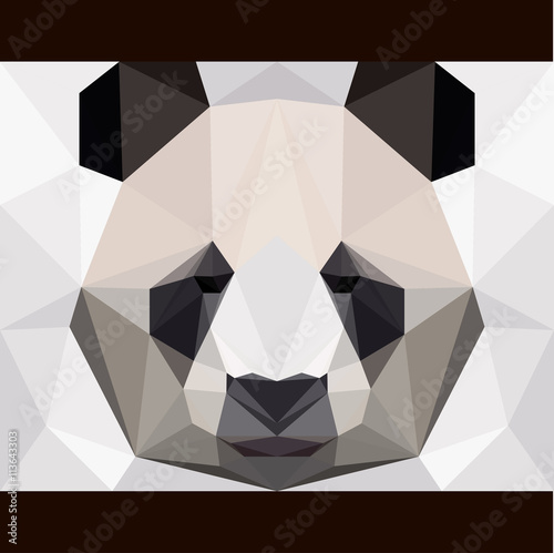 panda bear card template for use in design buy photos ap images