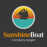 Sunshine Boat Logo