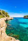 Mittelmeer Insel Spanien Mallorca Bucht Cala Llombards - 113661198