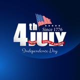 Happy independence day 4th july - 113674159