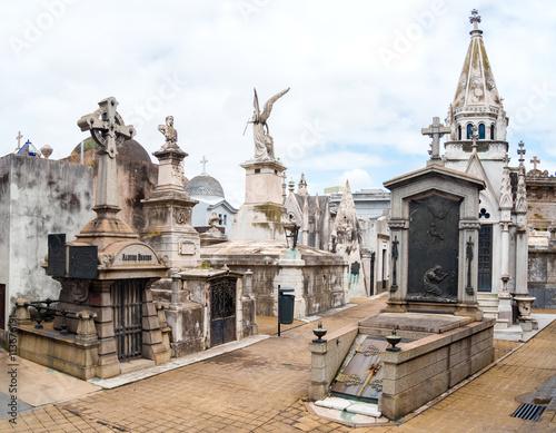 Papiers peints Buenos Aires La Recoleta Cemetery