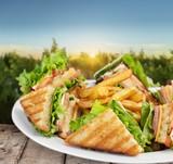 Club Sandwich.