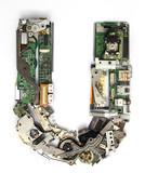 electronic U
