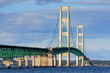 Mighty Mackinac bridge