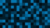 blue squares slow color changing background
